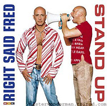 Stand Up cover