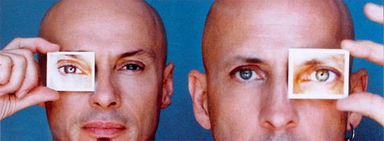 Right Said Fred title page photo