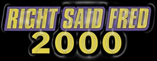 Right Said Fred 2000 logo